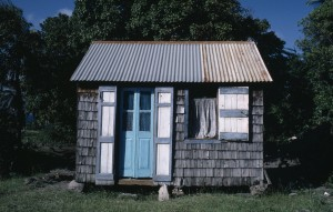 A Hut in the Caribbean